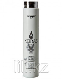 Шампунь Себобалансирующий Dikson Keiras Shampoo Antiforfora Dermopurificante 250 мл.
