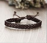 Кожанный браслеты для мужчин, фото 3