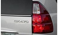 Задние фонари на Lexus GX0 Рестайлинговые 2002-09