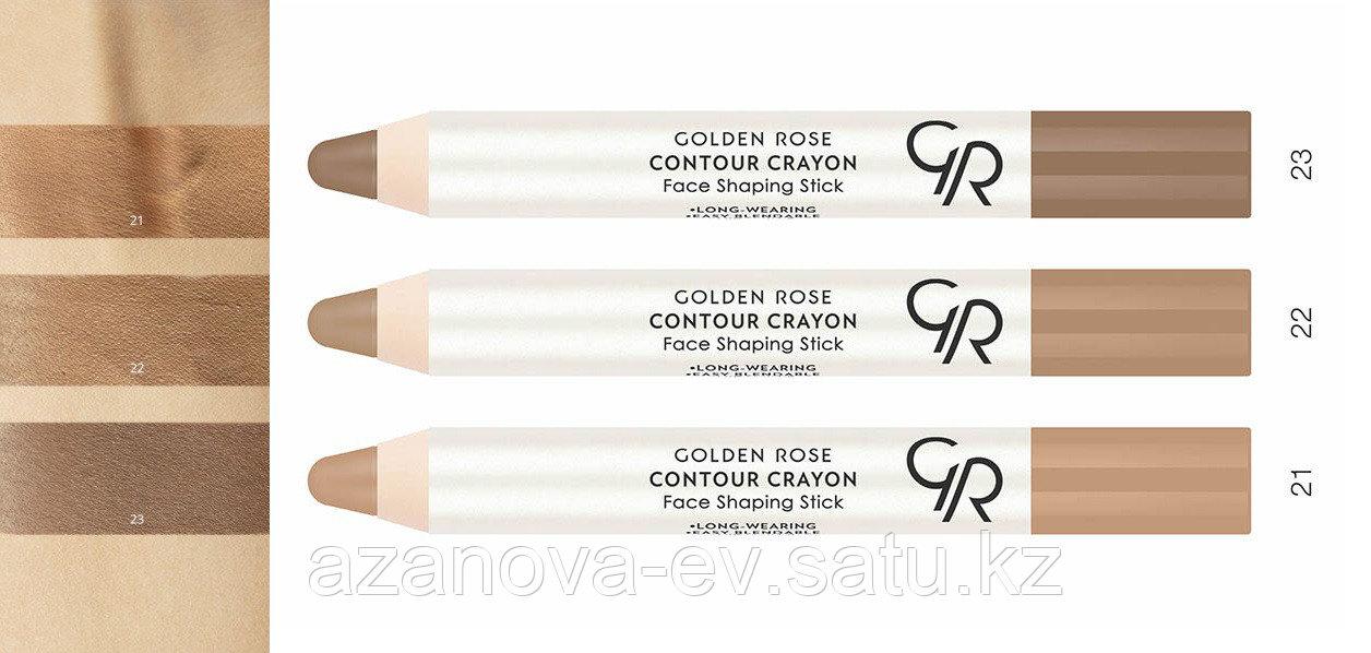 Корректор-контур  для макияжа лица  CONTOUR CRAYON