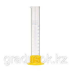 Цилиндр для ареометра со шкалой 100 мл (стекло)
