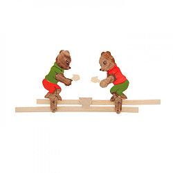 """Игрушка деревянная """"Медведи"""""""