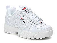 Кроссовки Fila Disruptor 2 white с логотипом размеры 35-45