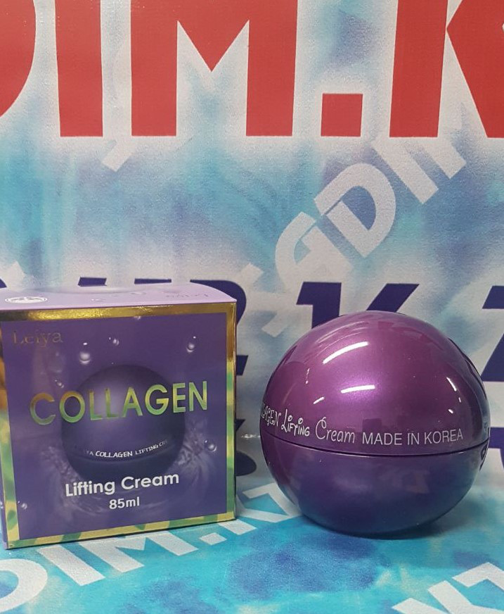 Leiya Collagen Lifting Cream (Крем для лица Коллаген Лифтинг)