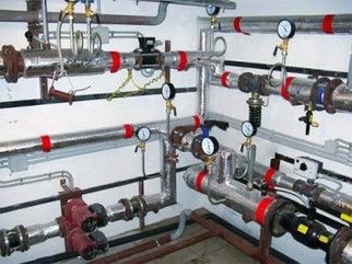 Обслуживание систем водоснабжения