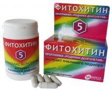Фитохитин – 5 (климакс - контроль) экстракт пчелиного подмора