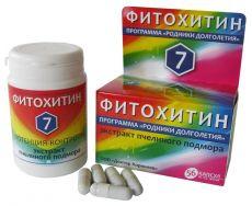 Фитохитин – 7 (потенция - контроль) экстракт пчелиного подмора