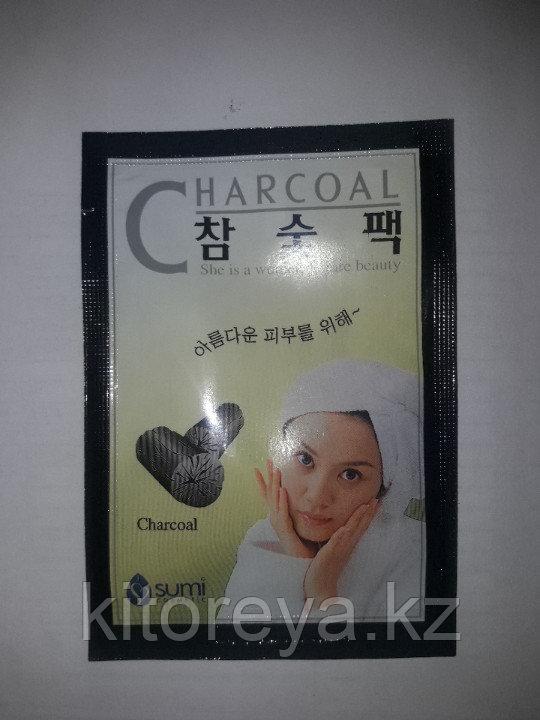 SUMI-Угольная маска для лица (сашетка)