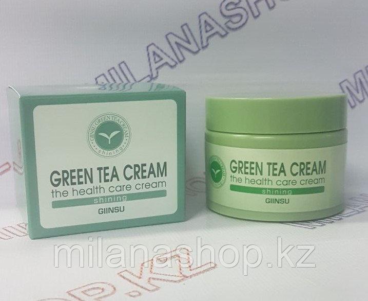 Giinsu - Крем на основе Зеленого чая