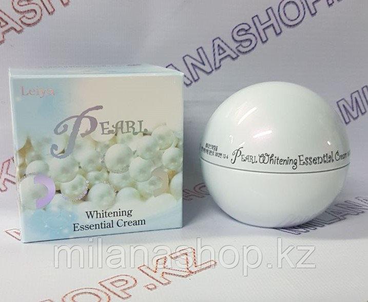 Leiya  Cream Whitening Pearl (Крем для лица Жемчуг Отбеливающий)