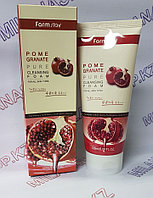 Farm Stay Pomegranate Cleasing Foam (Пенка для умывания с экстрактом граната)