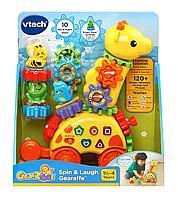 Интерактивная развивающая игрушка «Жираф» VTech, фото 1