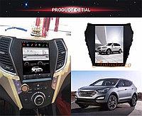 Магниитола Тесла для Hyundai Santa Fe 2013-2018