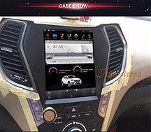 Магниитола Тесла для Hyundai IX45 2013-2018