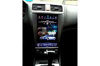 Штатная магнитола в стиле Tesla для Honda Accord 7, фото 1