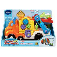 Интерактивная развивающая игрушка «Автотранспортер» VTech, фото 1