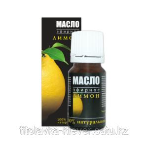 Масло эфирное лимон