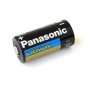 Батарейка CR123A 3V PANASONIC США