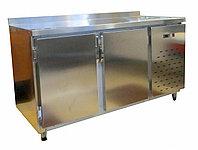 Стол холодильный среднетемпературный эконом (1500*600*850);