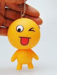 Брелок на рюкзак Emoji