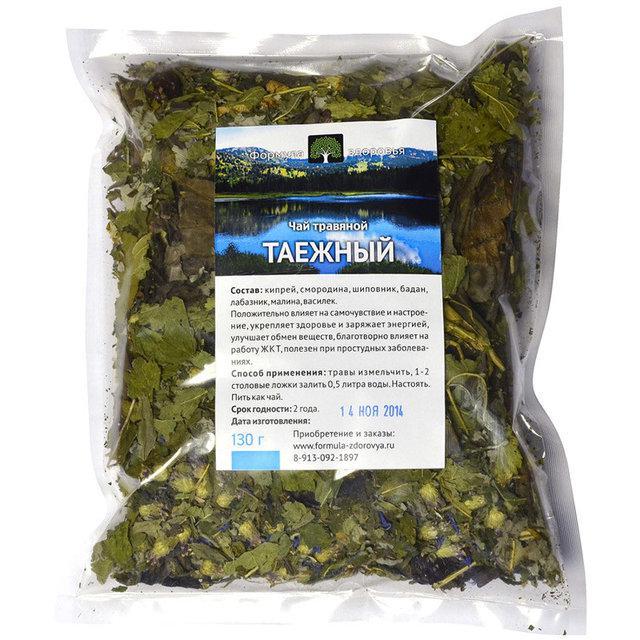 """Чай травяной """"Таежный"""", 130 г"""