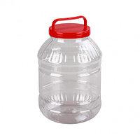Бидон (5 л) пластик