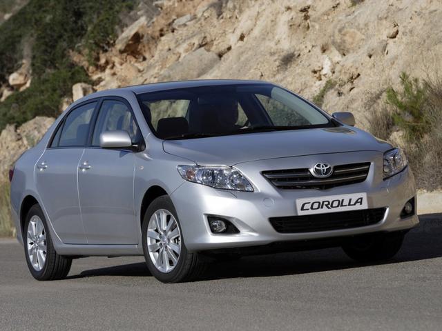 Toyota Corolla 2006-2010