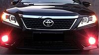 Решетка на Camry V50 азиатская версия