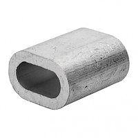 Втулка алюминиевая для обжимки канатных строп