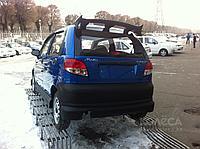 "Спойлер ""Turbo"" на крышку багажника Daewoo Matiz, фото 1"