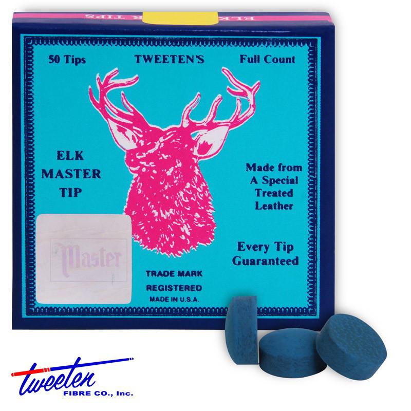 Наклейка для кия Elk Master Ø12.5 мм