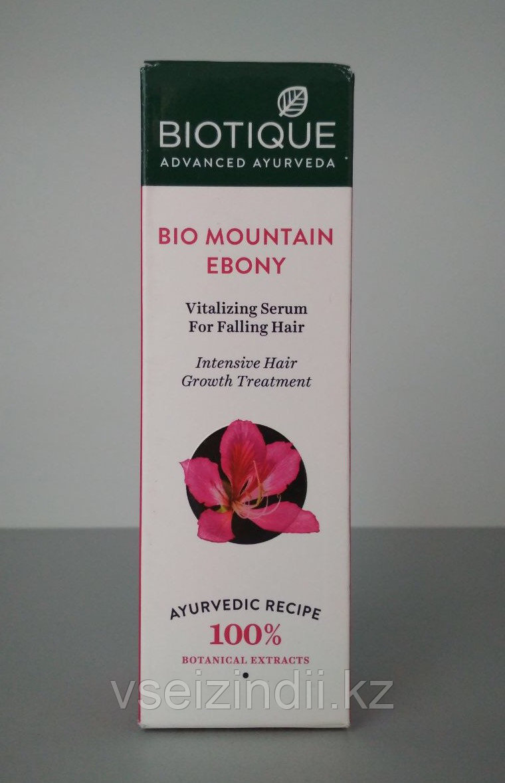 Био Горный Эбонит, Биотик (Bio Mountain Ebony, Biotique) 120 мл . Освежающая сыворотка для волос