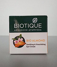 Крем для век Био Миндаль, Биотик (Bio Almond, Biotique), 15 гр