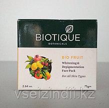 Маска для лица Био Фрукты, Биотик (Boi Fruit, Biotique), 75 мл