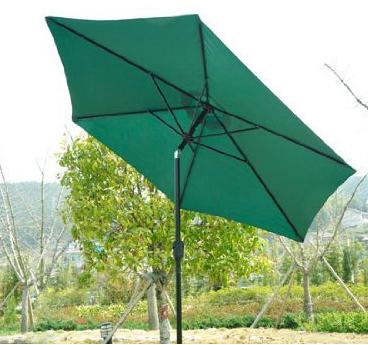 Зонт летний с наклоном и подстветкой (d=2.6м)