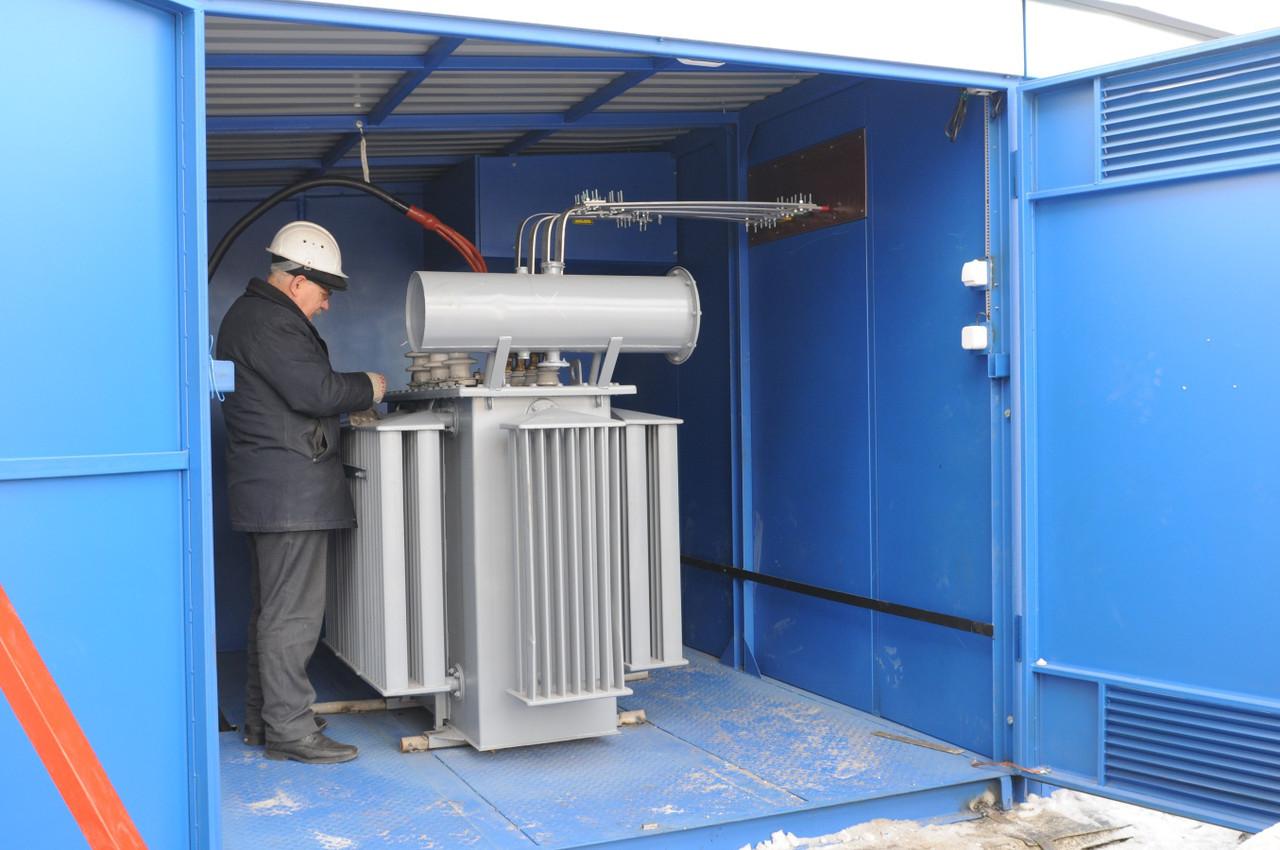 Обслуживание и ремонт трансформаторных подстанций КТП