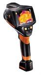 Testo 880-2 - профессиональный тепловизор с расширенными функциями анализа и возможностью установки сменного телеобъектива