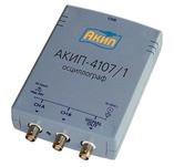 АКИП-4107/1 - цифровой запоминающий USB осциллограф