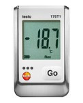 Testo 175 T1 - 1-канальный логгер данных температуры с внутренним сенсором