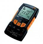 Testo 760-3 - цифровой мультиметр с функцией измерения истинного СКЗ