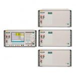 Fluke 6140B/50A/CLK - четырехфазная система (один основной эталон Fluke 6100B и три вспомогательных эталона Fluke 6101B) с опциями 50 A и Clock