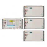 Fluke 6140B/E/CLK - четырехфазная система (один основной эталон Fluke 6100B и три вспомогательных эталона Fluke 6101B) с опциями Energy Counting и