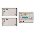 Fluke 6135A/E/CLK - трехфазная система (один основной эталон Fluke 6105A и два вспомогательных эталона Fluke 6106A) с опциями Energy Counting и Clock