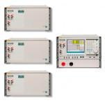 Fluke 6145A/E/50A - четырехфазная система (один основной эталон Fluke 6105A и три вспомогательных эталона Fluke 6106A) с опциями Energy Counting и 50