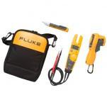 Fluke T5-600/62MAX+/1ACE - комплект клещей токоизмерительных, инфракрасного термометра и индикатора переменного напряжения