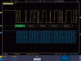 ADS-6000DEC - опция декодирования I2C/SPI/RS232