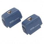 Fluke DSX-PC5ES - набор адаптеров для тестирования коммутационных кабелей категории 5e
