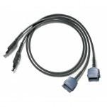 Fluke DTX-PLA002S - адаптер постоянного соединения CAT6A (2 шт.)