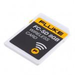 Fluke FLK-FC-SD 8GB - беспроводная SD-карта, 8 Гб