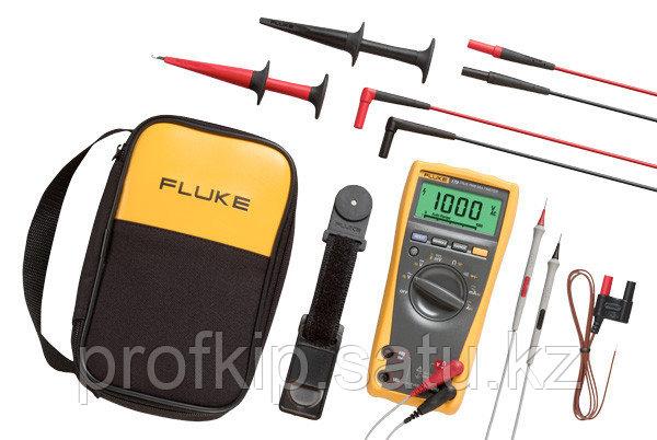 Fluke 179/EDA2 Kit - электронный мультиметр с набором принадлежностей Deluxe